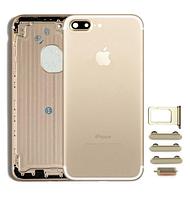Корпус iPhone 7 Plus (5.5) айфон, цвет золотой