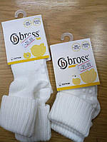 Носочки однотонные с тормозками