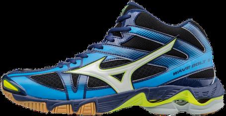 Кроссовки волейбольные Mizuno Wave Bolt 6 Mid v1ga1765-71, фото 2