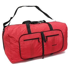 Сумка дорожная Members Holdall Ultra Lightweight Foldaway Large 71 Red