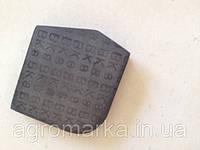 Металлическая пластина твердосплавная напаиваемая 38152