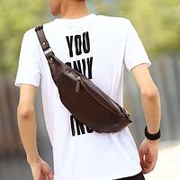 Мужская кожаная сумка. Модель 61372, фото 2