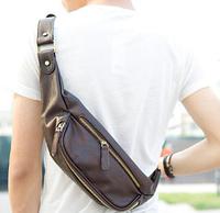 Мужская кожаная сумка. Модель 61372, фото 4