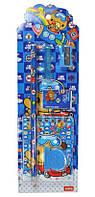 Канцелярские товары 680 Микс-4вида синий