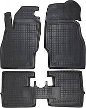 Полиуретановые коврики в салон Opel Corsa E (5 дв) 2014- (AVTO-GUMM)