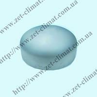 Заглушка нж ду 40 (дн 48,3x2) AISI304 эллиптическая 17379-2001