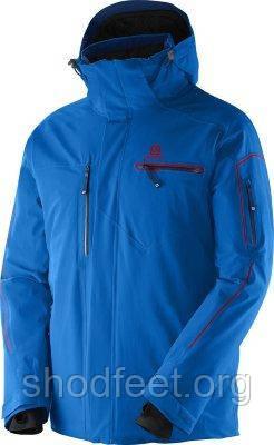 Горнолыжная куртка Salomon Brilliant JCT M 366225