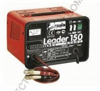 Пуско-зарядное устройство для АКБ однофазное, портативное Leader 150( Telwin, Италия)