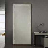 Двери межкомнатные Глухая (гладкая) сосна мадейра