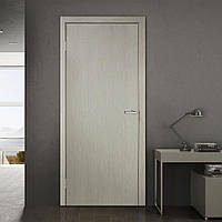 Двери межкомнатные Глухая (гладкая) сосна мадейра, фото 1