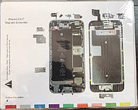 Магнитный мат MECHANIC для Iphone 6s