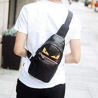 Мужская кожаная сумка. Модель 61374, фото 3