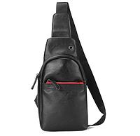 Мужская кожаная сумка. Модель 61374, фото 8