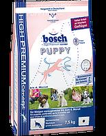 Bosch Puppy (Бош Паппи) 7,5 кг для щенков с 3-ей недели жизни