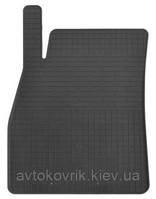 Резиновый водительский коврик в салон Opel Insignia 2008- (STINGRAY)