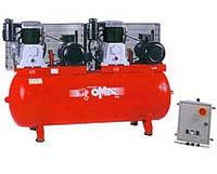 Компрессор поршневой с ременным приводом двухступенчатые TD 2400/900 (OMA, Италия)