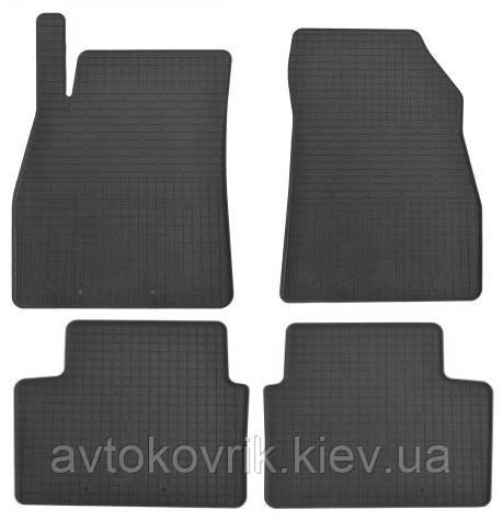 Резиновые коврики в салон Opel Insignia 2008- (STINGRAY)
