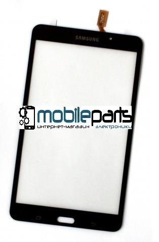 Оригинальный Сенсор (Tачскрин) для Samsung T230 Galaxy Tab 4 7.0 (Wi-fi) (Черный)