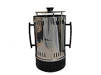 BBQ Электрошашлычница Домотек, Электрошашлычница на 6 шампуров, Электрошашлычница вертикальная 6 шампуров