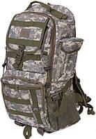 Камуфляжный туристический рюкзак 50 л Innturt Large A1025-2 camouflage