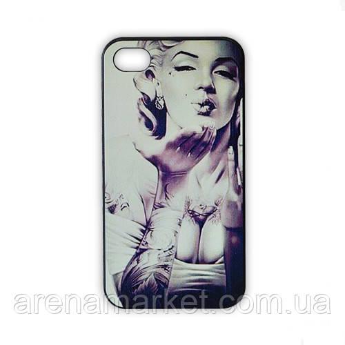 Чехол для iPhone 4/4S Marilyn Monroe