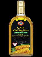 Масло Кукурузное 0,5л натуральное нерафинированное первого холодного отжима Украинское масло