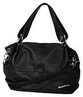 Женская стильная сумка WEIDI POLO (Черный)