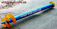 Свая винтовая одновитковая Ø76 мм.5000 мм.