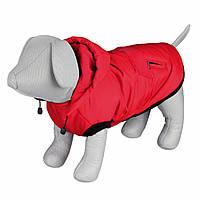 Пальто Trixie Palermo Winter Coat для собак красное