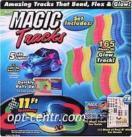 Детская игрушечная дорога Magic Tracks 165 деталей
