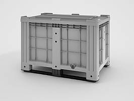 Крышка литьевая (для контейнера 11.601ХХ, 11.602XX), 05.015.91.РЕ
