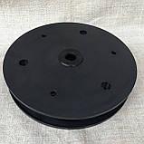 """Напівдиск прикотуючого колеса (диск поліамід) 2""""x13"""" d40, 817-296C, фото 4"""
