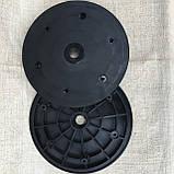 """Напівдиск прикотуючого колеса (диск поліамід) 2""""x13"""" d40, 817-296C, фото 5"""