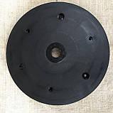 """Напівдиск прикотуючого колеса (диск поліамід) 2""""x13"""" d40, 817-296C, фото 6"""