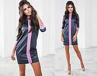Платье женское атласное 11- 6000, фото 1