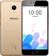 Смартфон Meizu M5c  2/16gb Gold MT6737 3000 мAч  Международная версия