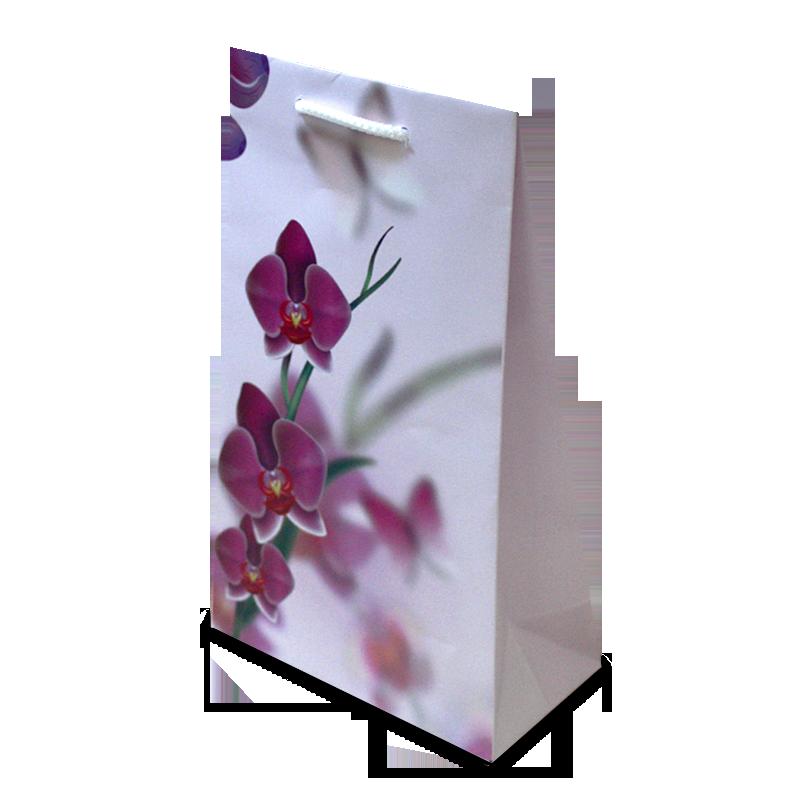 Пакет подарочный №5 (255Х150Х75) от 10 шт.