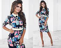 Женское платье 11- 2058, фото 1
