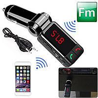 FM (ФМ) модулятор трансмиттер LCD MP3 плеер Bluetooth 4в1