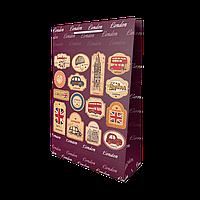 Пакет подарочный №7 (360Х240Х90) от 10 шт.