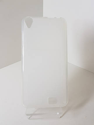 Силиконовый чехол - бампер на HT16 White, фото 2