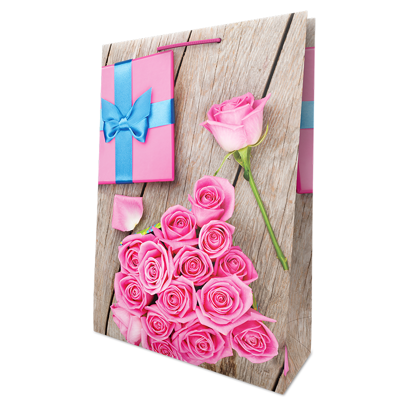 Пакет подарунковий №10 (ВЕРТИКАЛЬНИЙ)(480Х340Х120) від 10 шт.
