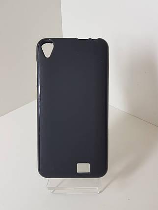 Силиконовый чехол - бампер на HT16 Black, фото 2