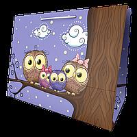Пакет подарочный №10 (ГОРИЗОНТАЛЬНЫЙ)(330Х440Х210) от 10 шт.