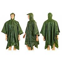 Дождевик плащ-палатка BC-4833, размеры 148*214 см