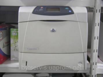Принтер HP lasejet 4350
