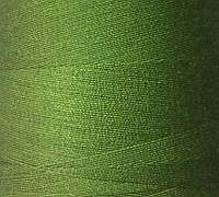 """Швейные нитки №40/2 """"777"""" №079 4000 ярд(зелён.)"""