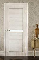 Двери межкомнатные Лючия полотно остекленное сосна сицилия
