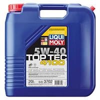 Масло моторное Liqui Moly TOP TEC 4100 5W-40 20л