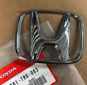 Эмблема на крышку багажника Honda Civic 2012 - 2015 Новая Оригинальная